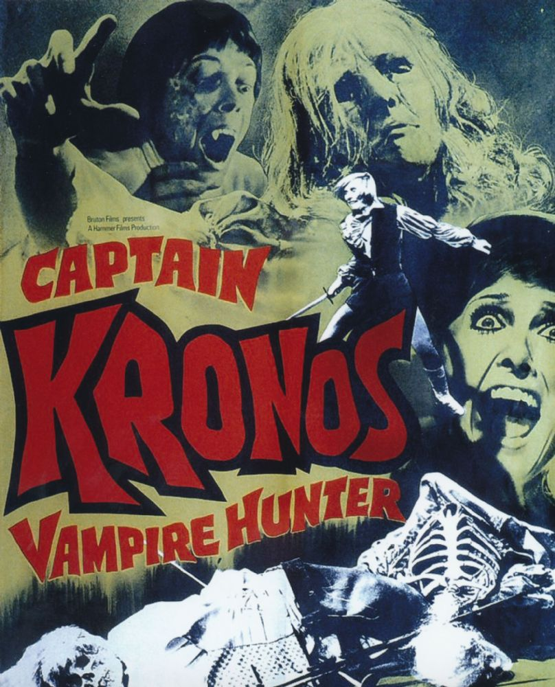 Captain Kronos - Vampire Hunter #3